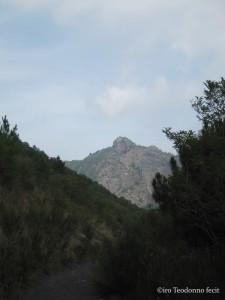 Punta Nasone, il punto più alto del Monte Somma