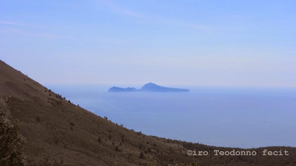 Panorama su Capri