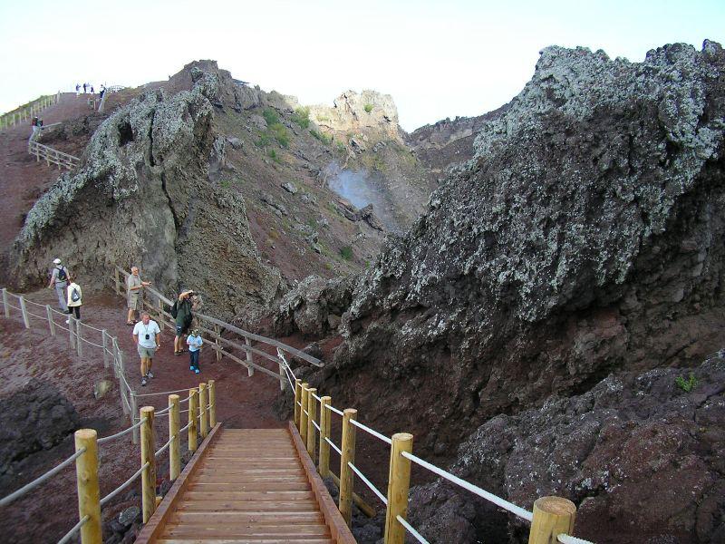Gran Cono del Vesuvio - 2