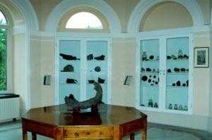 Museo dell'Osservatorio Vesuviano - Stanza Ottogonoale