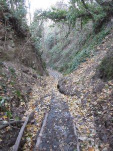 Inizio del sentiero n°8