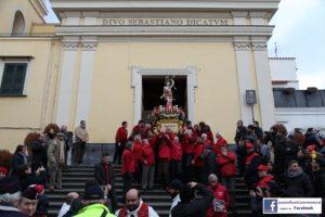 Processione di San Sebastiano 2017-2