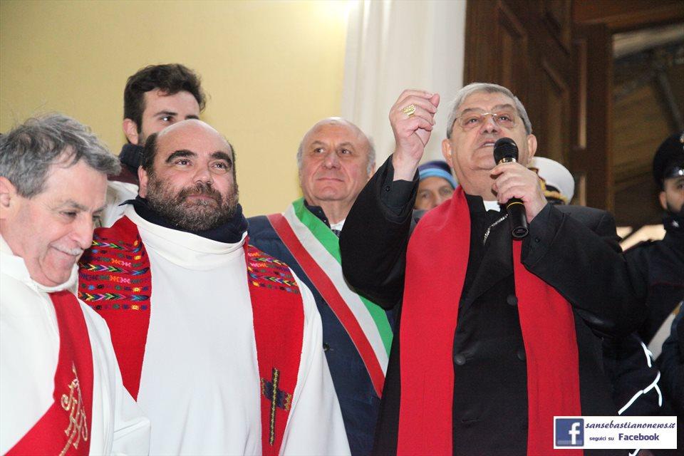 Discorso del Cardinale Crescenzio Sepe
